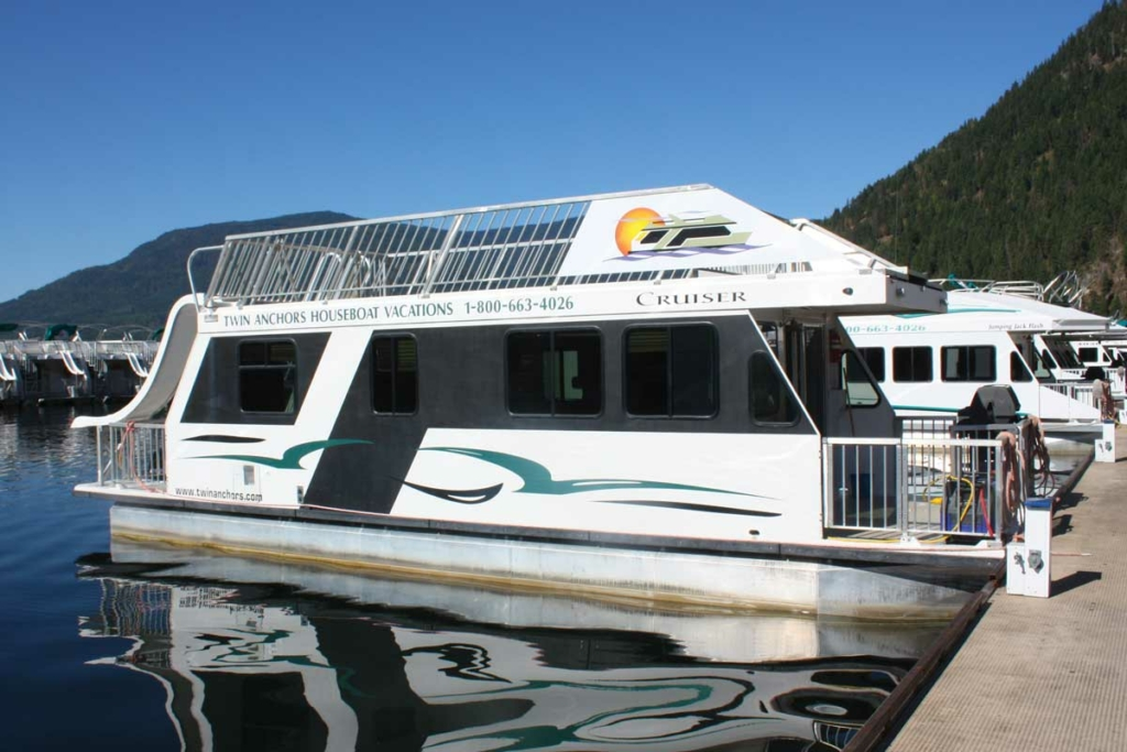 CRUISER – Twin Anchors Houseboat Vacations
